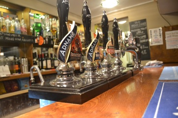 Our range of local ales